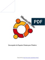 Manual Ubuntu Offline