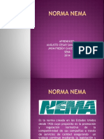 Exposición Norma NEMA