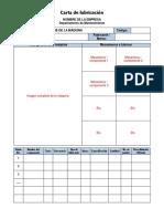 Formato Para Carta de Lubricación No. 2
