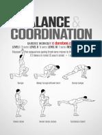 Balance and Coordination Workout