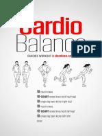 Cardio Balance Workout