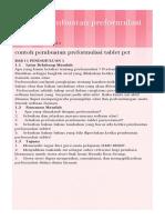 Contoh Pembuatan Preformulasi Tablet Pct.html