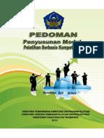 Kepdirjenlattas 2013 181 Pedoman Penyusunan Modul Pbk 1