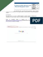 Guia de Instalación Certificado ROOT en Microsoft Management Console