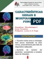 Caracteristicas Gerais e Morfologia Dos Fungos (1)