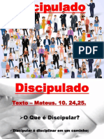 APRENDENDO A SER DISCIPULO.pptx
