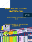 Eleccion de Tema de Inv. Office Powerpoint