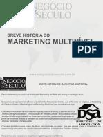 eBook - Breve História Do Marketing de Rede