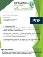 Diapositiva de Bancos de Proteinas