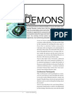 Facing the Demons Study Guide
