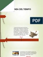 Linea Del Tiempo, Historia de La Ing. Electrom.