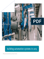 February 2015 Building Automation Systems