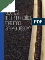 Qatar Vat Implementation Roadmap
