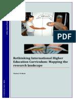 0Internationalisation Position Paper