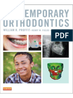 Contemporary Orthodontics 5th Ed