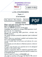 Civil Engg Paper-1