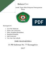 laporan 1 Kel2