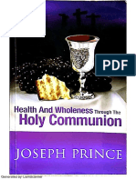 The one thing joseph prince pdf size 13 mb faith healing health and wholeness through the holy communion joseph prince pdf size 78mb fandeluxe Images