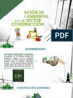 EIA Sector Construcción