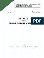Instr. 329-1972 . Procesata A5
