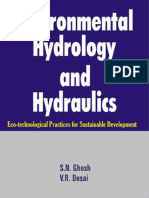 Environmental Hydrology and Hydraulics (cover)