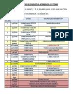 Planificación de Prácticas Inst 2017 II Térm