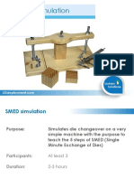 SMED Simulation