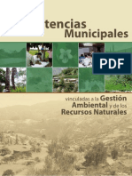 Competencias Municipales en Gestion Ambiental