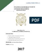 9. Cambio de La Energía Potencial LISTO