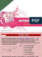 Materi P3 Distribusi-Normal