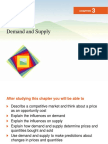 4. Demand & Supply