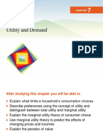 7. Utility and Demand