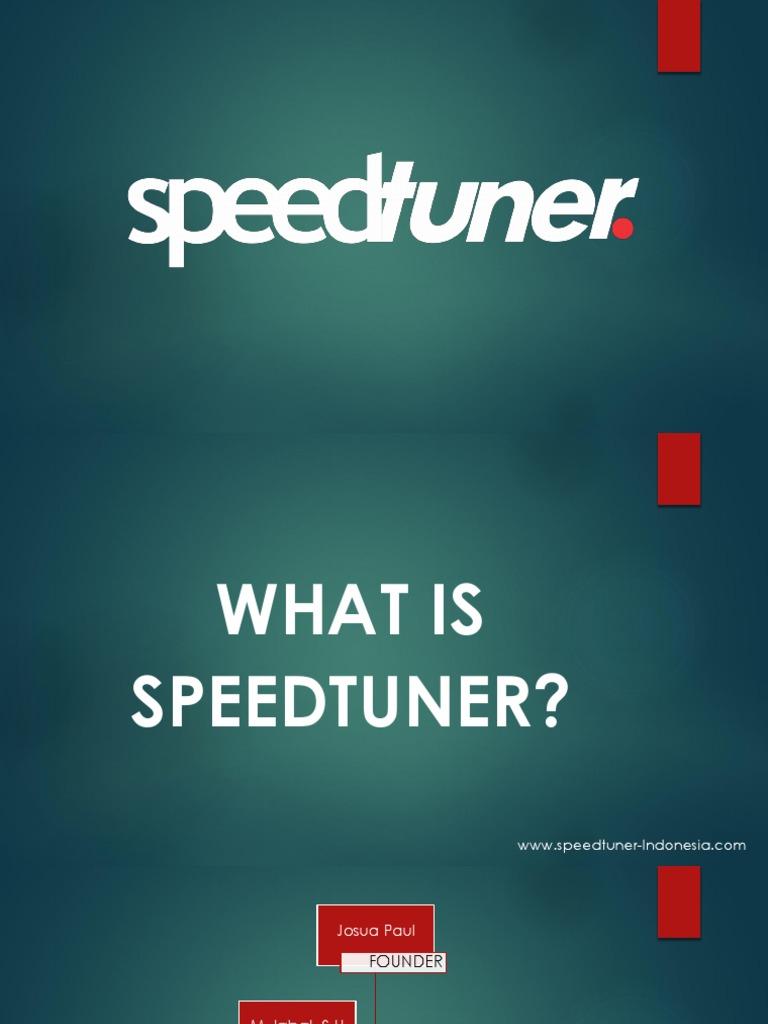 speedtuner