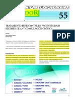 Sintrom en Tratamientos Periodontales (3)
