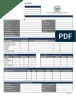 Employement Application Form