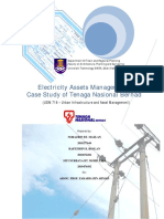 Electricity Assets Management Case Study of Tenaga Nasional Berhad