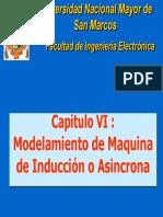 Cap VI-1-Modelamiento Maq Induccion