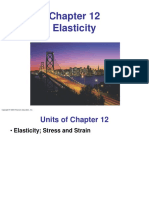 PSE4 Lecture Ch12 - Elasticity