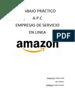 Trabajo Práctico Administracion de La Produccion y Comercializacion.