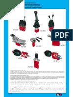 Hydraulic Remote Controls