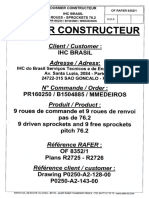 Sprockets - Pr160250 - Rafer 8352
