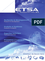 Catalogue ETSA