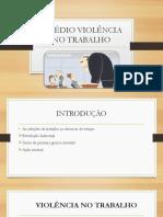 Assédio Violência No Trabalho. PDF