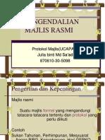 Pengendalian Majlis Rasmi 1202993510565721 5