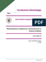 Procedimientos Normativas y Protocolos