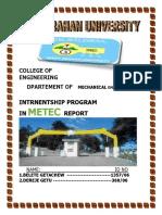 BELETE & DEREJE INTERNSHIP REPORT.docx