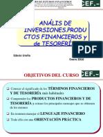 01 Análisis de Inversiones y Pdtos Financieros 2016 (GE)