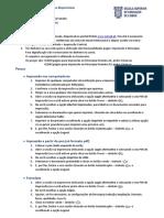 Manual Impressoras Corredores