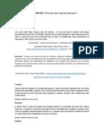PEÇA de TEATRO a arvore dos valores.docx