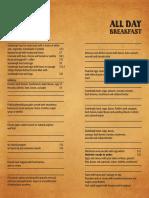 menu arnold